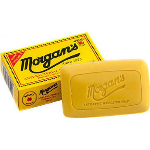 Morgan's Antibacterial Medicated Soap 80g
