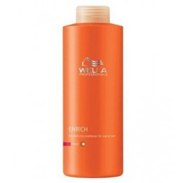 Wella Professionals Enrich Moisturising Conditioner για δύσκολα μαλλιά 1000ml
