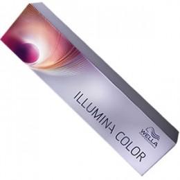 Wella Professionals Illumina Color 60ml 5/43 Ανοιχτό Κόκκινο Χρυσό Καφέ