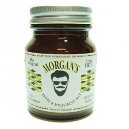 Morgan's Beard & Moustache Wax 50gr
