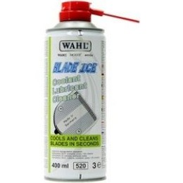 WAHL BLADE ICE SPRAY 400ML 03311