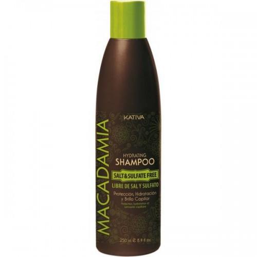 Kativa Macadamia Hydrating Shampoo 250ml