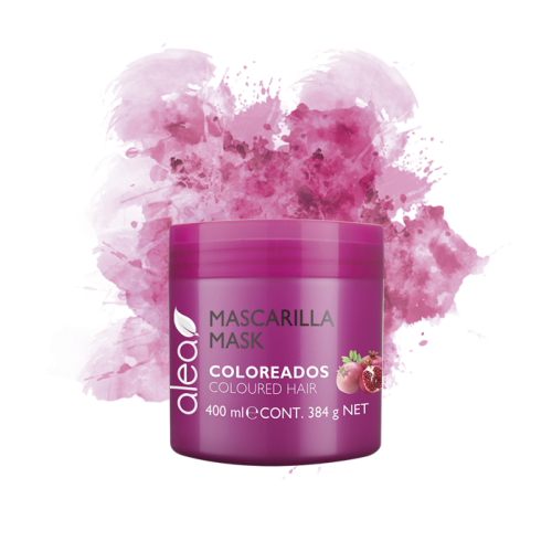 Alea Coloured Hair Mask 400ml