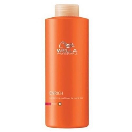 Wella Professionals Enrich Moisturising Conditioner για δύσκολα μαλλιά 1000ml