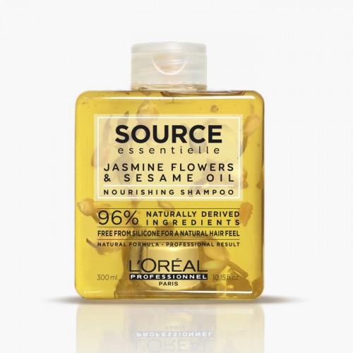LOreal Professionel Source Essentielle Nourishing Shampoo 300ml