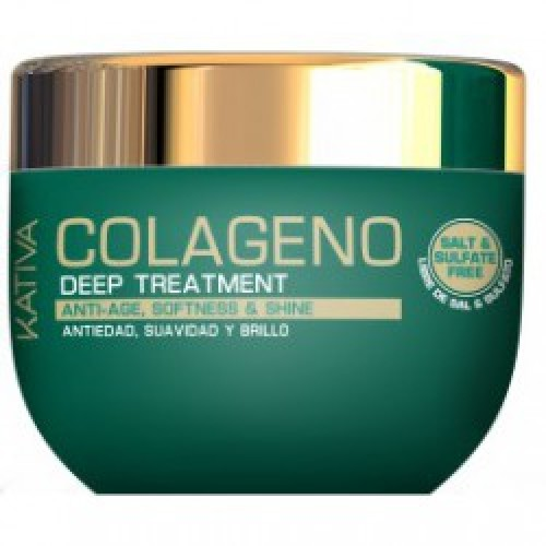 KATIVA COLAGENO ANTI-AGE MASK 250ML
