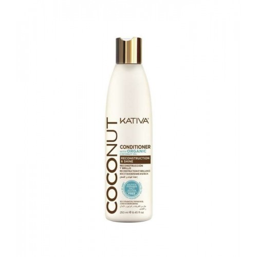 KATIVA COCONUT CONDITIONER 250ML