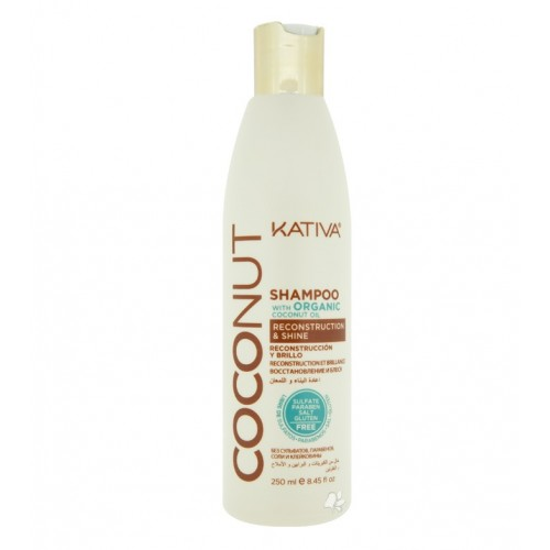 KATIVA COCONUT SHAMPOO 250ML