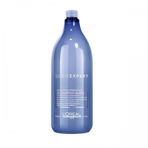 L'Oreal Professionel Serie Expert Blondifier Gloss Shampoo 1500ml