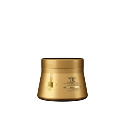 L'Oreal Professionnel Mythic Oil Masque για λεπτά προς κανονικά μαλλιά 200ml