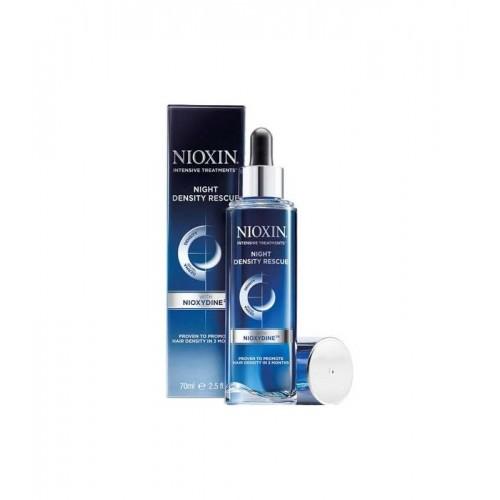 Nioxin Night Density Rescue 70ml