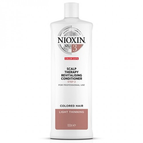 Nioxin Scalp Revitaliser Conditioner System 3 1000ml