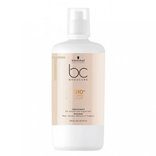 Schwarzkopf Professional BC Q10+ Time Restore Treatment 750ml (2324493)