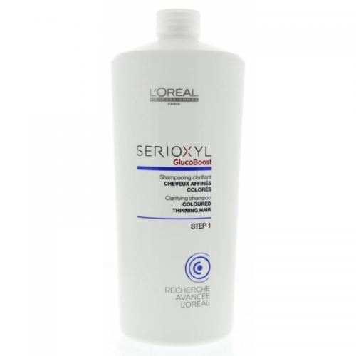 L'Oreal Professionnel Serioxyl Shampoo για βαμμένα μαλλιά 1000ml