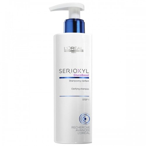 L'Oreal Professionnel Serioxyl Shampoo για βαμμένα μαλλιά 250ml
