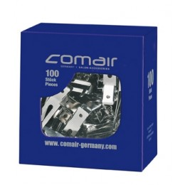Comair Μεταλλικά Clips 46mm 100 τεμάχια