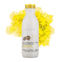 Alea Damaged Hair Conditioner 500ml