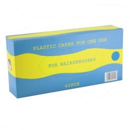 Μπέρτες πλαστικές μιας χρήσης κουτί (40 τεμάχια)