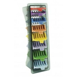 Wahl Professional Colour Coded Attachment Combs 8ps (4503 - 7171)