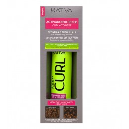 Kativa Keep Curl Activator 100ml