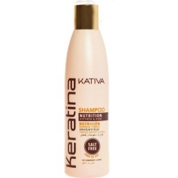 Kativa Keratina Nutrition Shampoo 250ml
