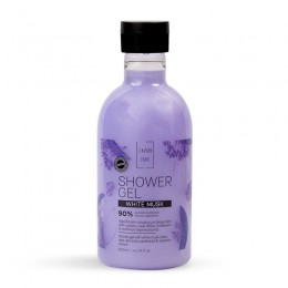Lavish Care Shower Gel 300ml White Musk