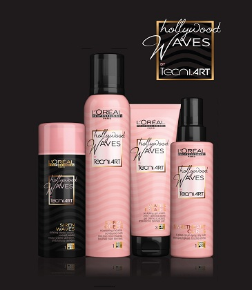 L'Oreal Professionel Hollywood Waves